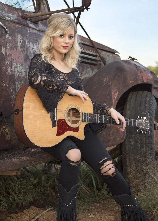 """Sophomore Brandy Neelly recently made it to the Top 15 on """"American Idol"""" during the show's"""