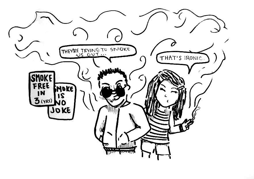 Smoking+cartoon
