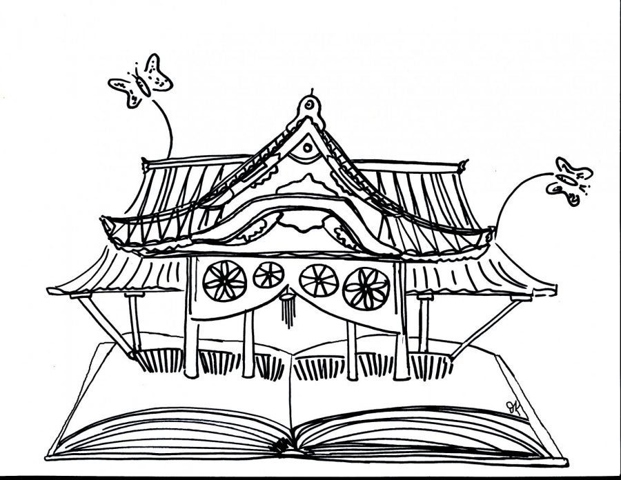 Shrine+Cartoon