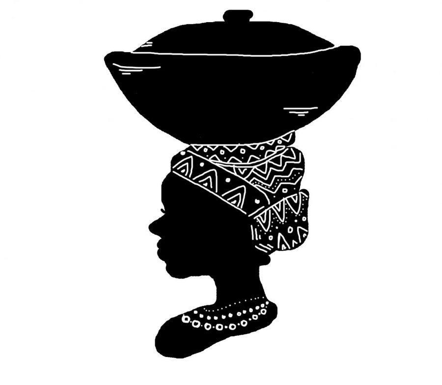 Africa illustration