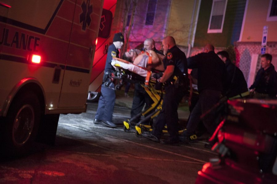 WKU student Mario Lopez, 18, was shot multiple times in a confrontation at the College Suites apartment complex early Wednesday morning. Lopez is currently in a Nashville hospital. Lex Selig/HERALD