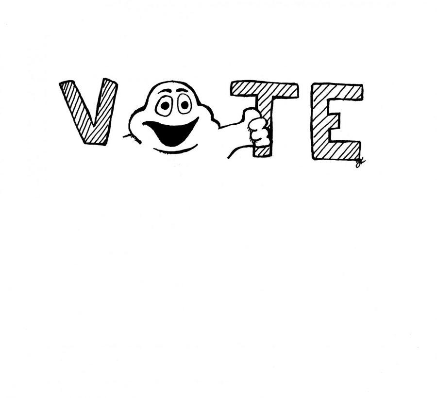 Vote Cartoon