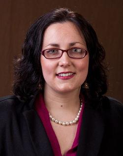 Victoria LaPoe, School of Journalism & Broadcasting professor.