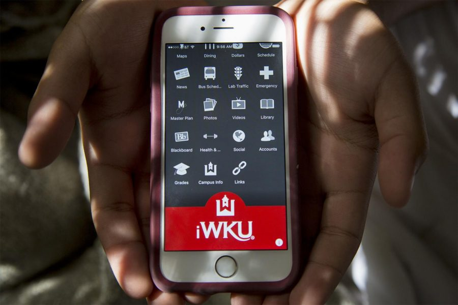 The+iWKU+app+used+by+WKU+students+to+keep+track+of+both+personal+and+university+information+has+recently+undergone+a+new+update.+The+update+allows+users+with+both+iPhone+and+Android+devices+to+use+the+app+with+increased+functionality.+The+app+is+also+now+written+completely+through+the+WKU+Web+Development+Group+in+the+Enterprise+Applications+and+Programming+of+the+IT+Division.