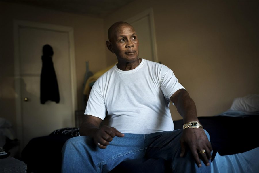 William Kirby, 71, is a veteran of the Vietnam War who also lives with memories of the segregated South and the Civil Rights Movement of the 1960s. Before he deployed to East Asia in 1963, he had witness a lynching in his town in Alabama and the abuse of peaceful protestors in Montgomery.