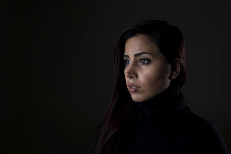 """When President Donald J. Trump announced an executive order, banning legal visitors from 7 Muslim majority countries, Elnaz Jalali was faced with the decision to sacrifice her dream or to be separated from her family living in Iran. """"After 5 years staying in the U.S., investing my money, my time, my energy and my knowledge over here, if I wake up one day and someone says: 'what you did over here is done and you should go back home.'"""