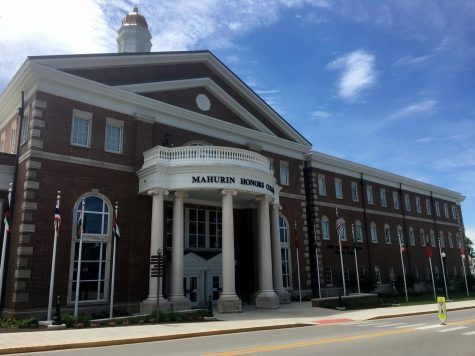 The Office of Scholar Development is housed in the Mahurin Honors College. OSD works with students applying for nationally competitive scholarships such as the U.S Fulbright Student grant. Rebekah Alvey/WKU