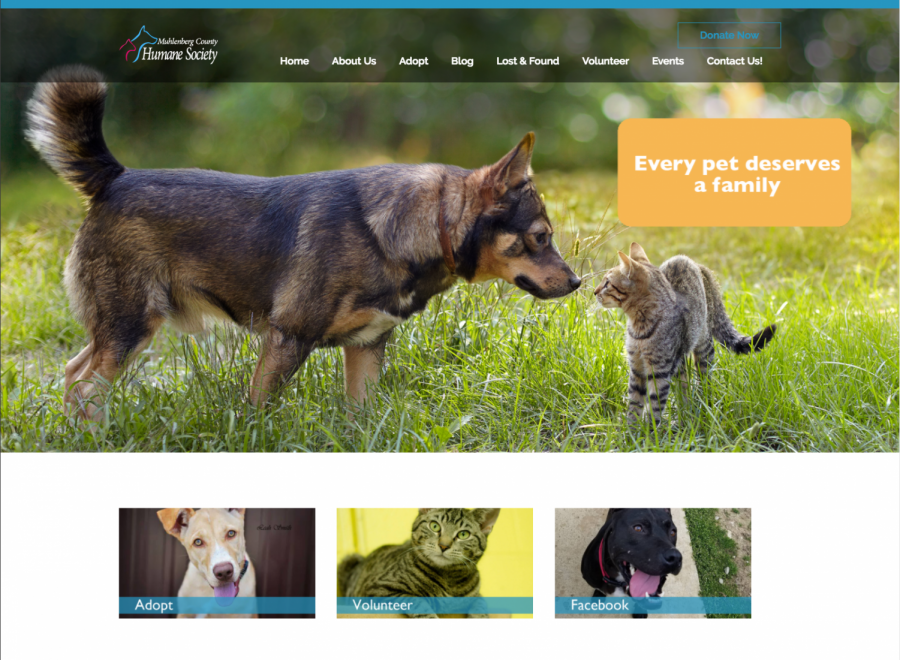 Imagewest+finished+working+with+their+client%2C+the+Muhlenberg+County+Humane+Society.+Within+a+week%2C+Imagewest+redesigned+the+website%2C+different+forms%2C+kennel+tags+and+gave+social+media+advice.%C2%A0