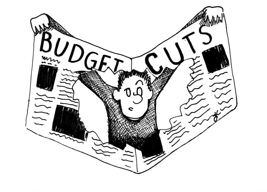 Journalism cuts
