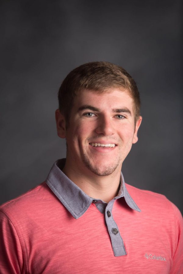 Evan Heichelbech is the sports editor of the College Heights Herald during Fall 2017.