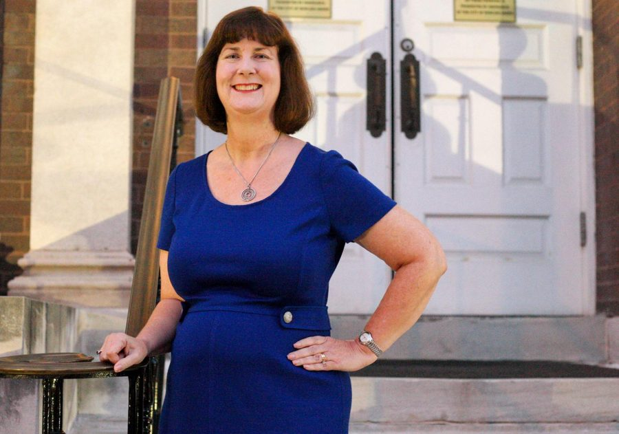 Patti Minter, a history professor at WKU, is involved in the Bowling Green Fairness group, which is a group working on getting the fairness ordinance passed in Bowling Green.