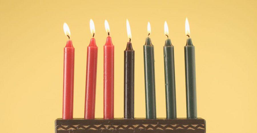 Kwanzaa+candles