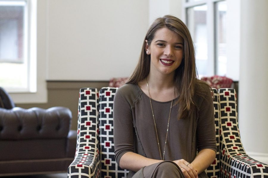 Olivia Parker, 20, Crestriver FL, created a scholarship for first generation students. As a first generation student herself, Parker has always felt a passion for first generation college students. My goal is to impact more and more students each year, she said.