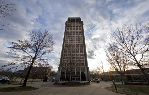 Pearce Ford Tower has been an all female dorm on WKU