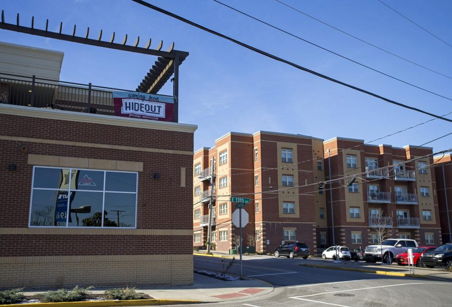 Hideout, Bowling Green's newest bar, will be moving in to the previous sight of High Tops on Center Street. Hideout will open Feb. 2.