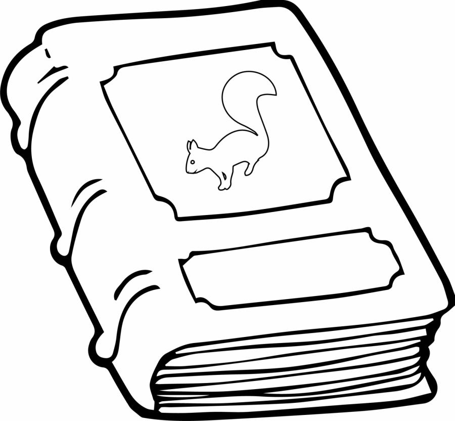 Book lit graphic