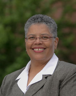 Evelyn Ellis is the regional chancellor of the Elizabethtown-Fort Knox campus.