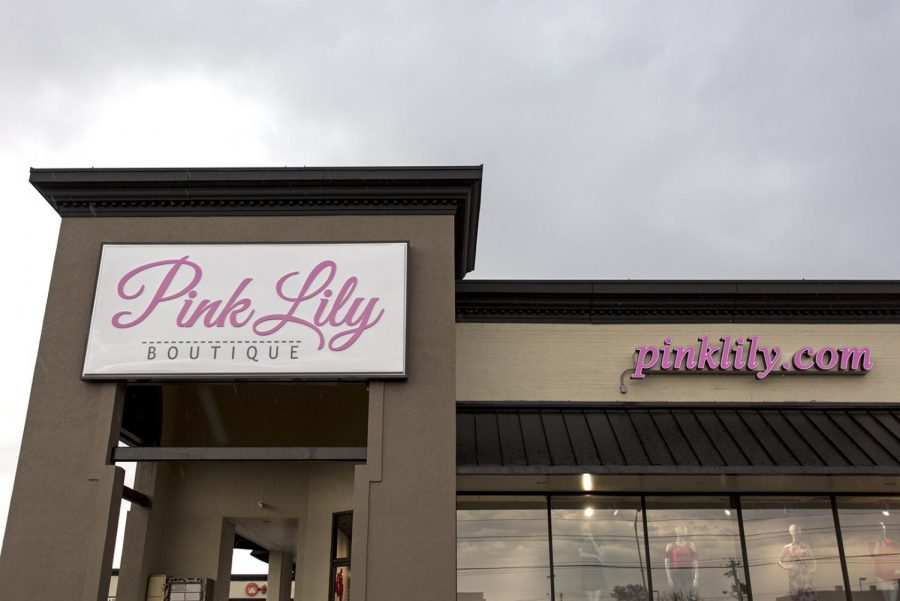 The+Pink+Lily+Boutique%2C+an+online+fashion+source%2C+started+as+an+eBay+store+by+WKU+alumni+Chris+and+Tori+Gerbig.+Seven+years+later+the+company+has+had+over+%2450+million+in+sales+and+has+a+storefront+on+Scottsville+Road.