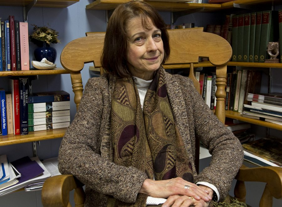 Deborah Logan has been an English professor at WKU for 21 years and is the editor of
