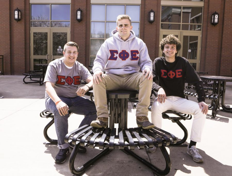 Noah+Moore%2C+Hunter+Hatfield%2C+and+Cameron+Buckman+are+members+of+theSigma+Phi+Epsilon+fraternity.+In+their+spare+time+they+work+with+students+through+the+Big+Brother+Big+Sister+program.+%22Serving+as+a+Big+through+Big+Brother+Big+Sister+allowed+me+to+get+a+better+perspective+of+not+only+myself+but+the+community+as+well%2C%22+Noah+Moore+said.