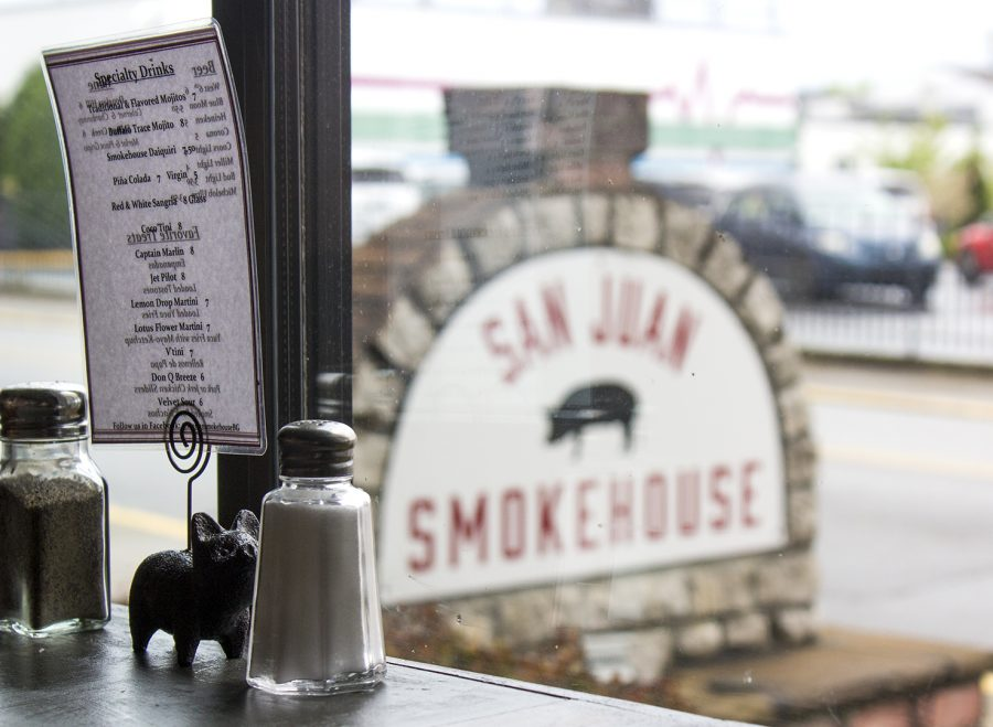 San Juan Smokehouse opened in November of 2017 and serves southern style food with a twist of Caribbean. It is located at 1026 Chestnut Street in downtown Bowling Green.