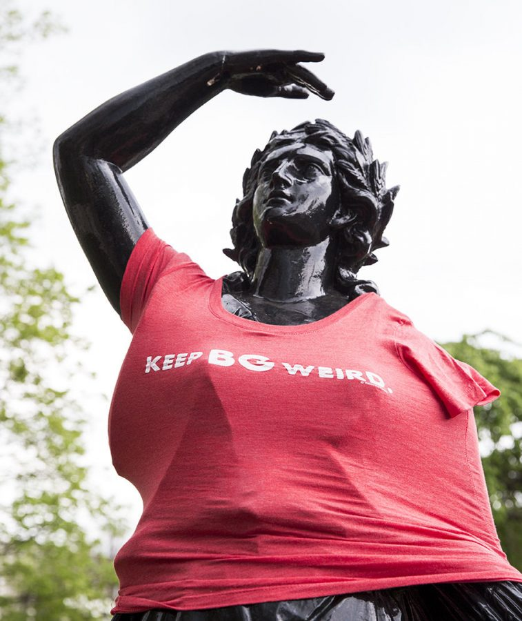 The local based campaign, Keep BG Weird, aims to celebrate the unique nature and diversity of Bowling Green.