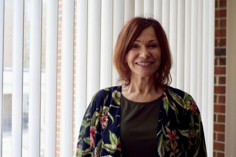 Terry Ballman began her role as provost in August, replacing former provost David Lee. She previously worked as the dean of the College of Arts and Letters at California State University, San Bernardino since 2013.