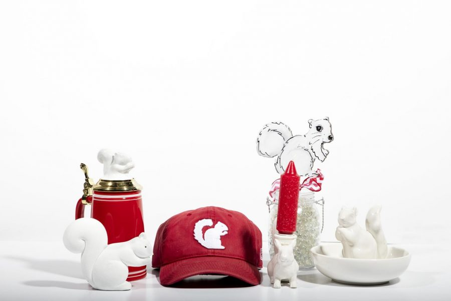WKU is in the process of discontinuing the iconic white squirrel image from WKU and focusing on Big Red. The white squirrel was never an official logo for WKU, but another image that students and alumni connect with WKU.