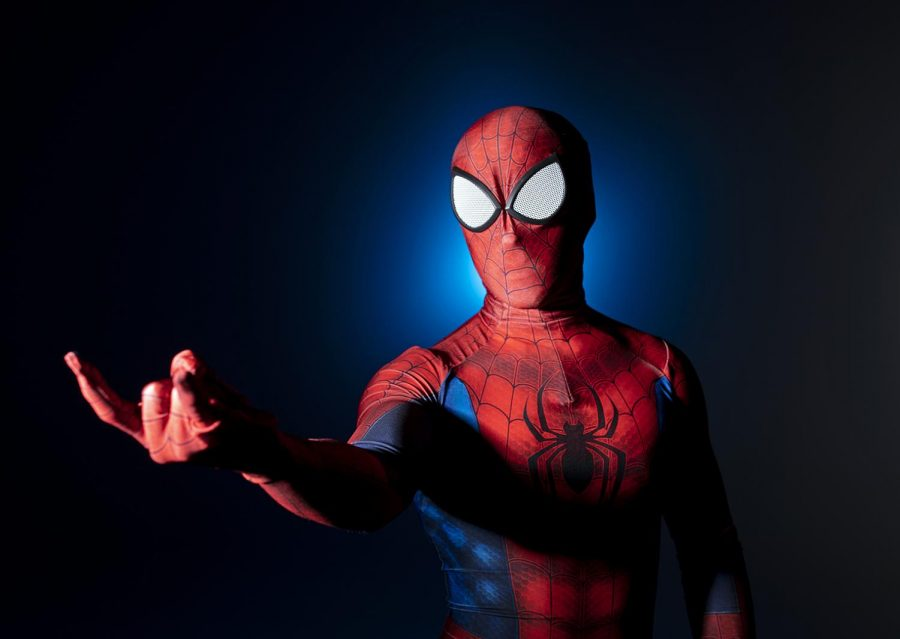 Spiderman+is+a+fictional+character+seen+in+comics%2C+movies%2C+cartoons+and+now+at+WKU.+WKU%E2%80%99s+Spiderman+has+popped+up+on+campus+around+the+beginning+of+September+when+the+new+Spiderman+game+for+the+Playstation+4+was+released.+According+to+Spiderman%2C+he+plans+on+making+an+appearance+on+campus+when+he+can.