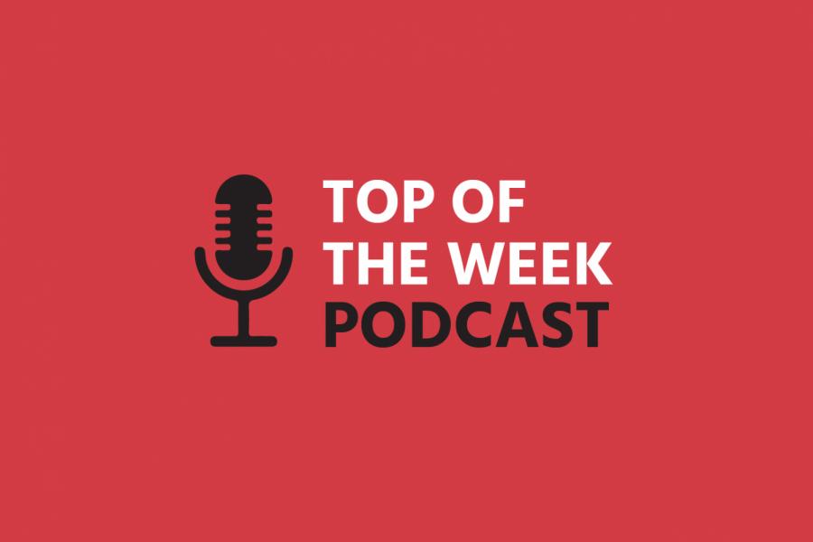 Top of the Week header