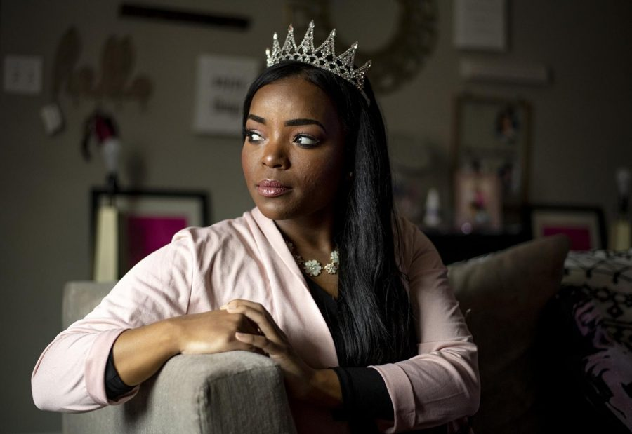 """Andrea Denise Bolden currently holds the local title of """"Miss Bowling Green"""" and is preparing for the initial stages of """"Miss Kentucky United States."""" Bolden is a WKU alumna who received her bachelor's and master's degrees in student affairs. Bolden said she has a passion for Bowling Green and WKU communities and wants to empower others."""