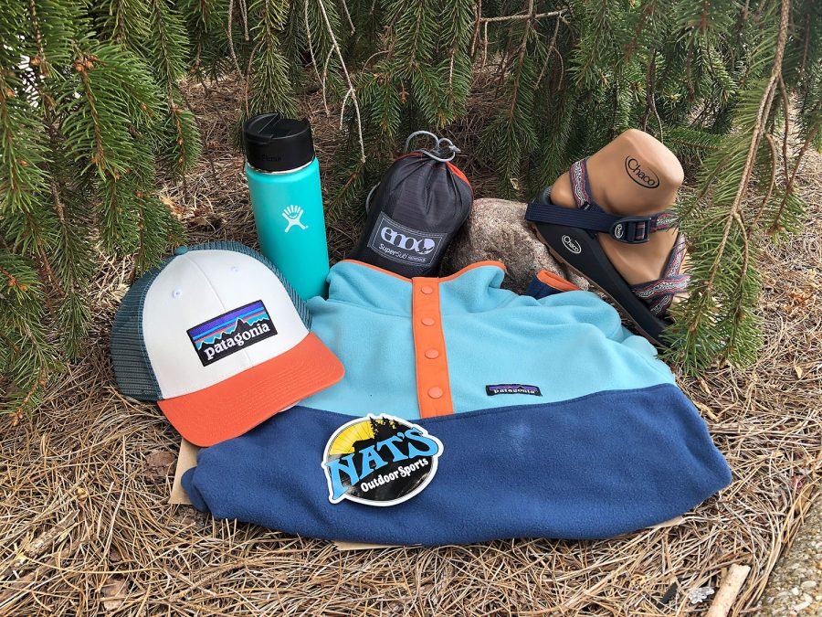 Nat's Outdoor Sports is a staple in Bowling Green for those who love being outside. The store carries name brand, top-of-the-line gear, such as Patagonia, Chaco and Eno.