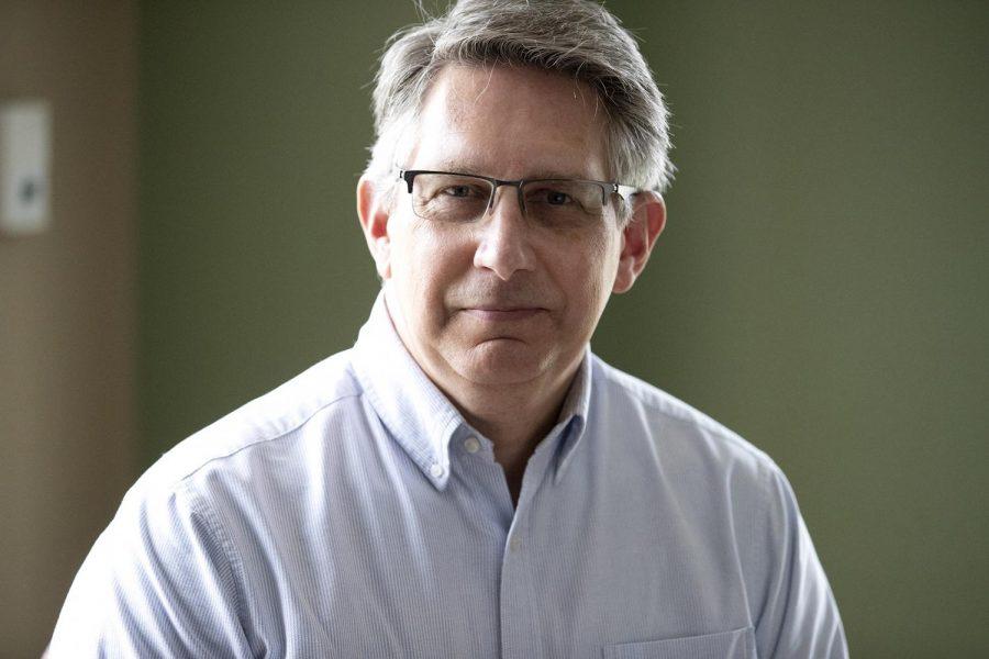 Dean of Potter College Larry Snyder