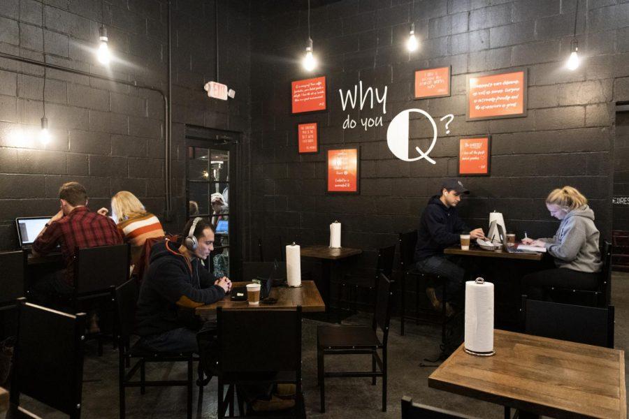Q Coffee Emporium located at 3031 Nashville Rd