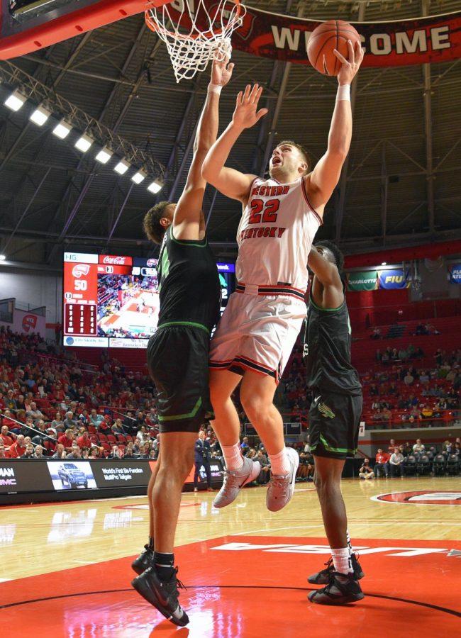 Photo courtesy of Steve Roberts/WKU Athletics