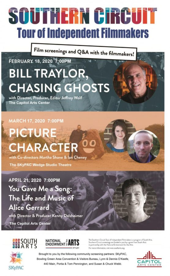 Southern+Circuit+Tour+of+Independent+Filmmakers%3A+Bill+Traylor%3A+Chasing+Ghosts