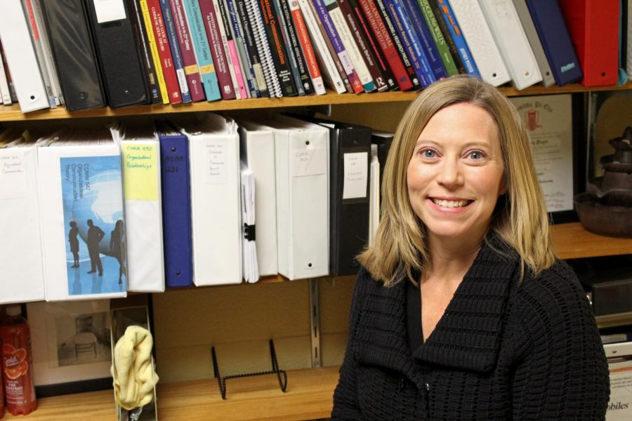 Professor Holly Payne speaks on the psychology love as Valentine's Day approaches.