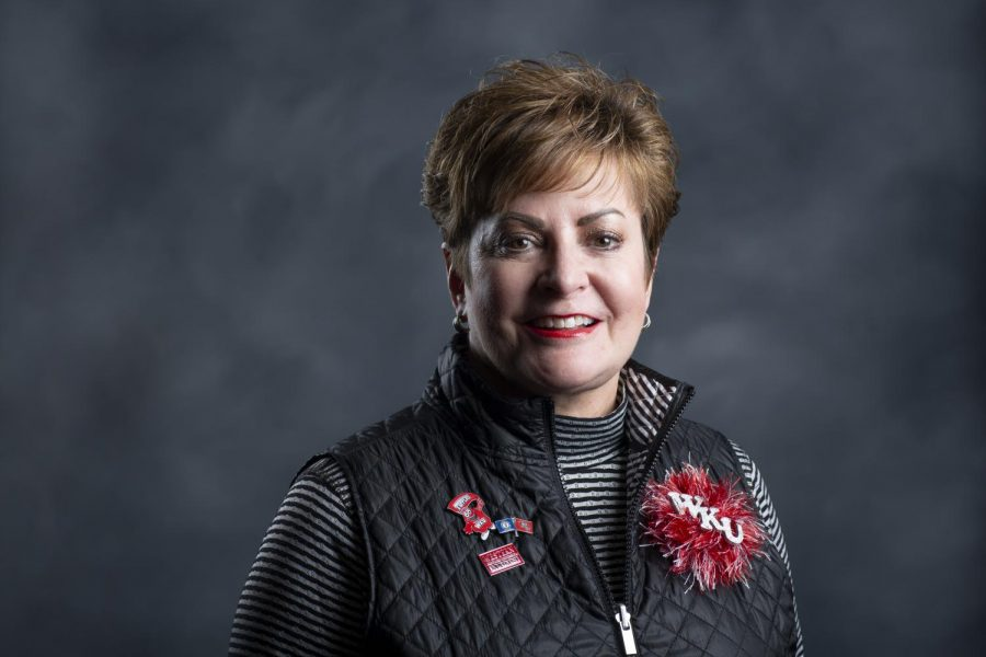 Julie Harris Hinson, a member of the WKU Board of Regents, has pledged $30,000 to WKU Student Publications and the Intercultural Student Engagement Center each. These endowments are part of a larger $110,000 gift Hinson is making to WKU.
