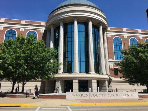 Warren County Justice Center, location of Warren Circuit Court.