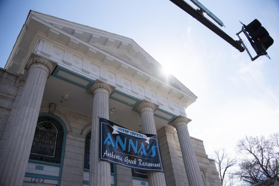 Anna's Greek Restaurant opened in January 2020 after years of renovations in their location, what once was Victory Baptist Church, on the corner of State Street and E 12th Street. The new location preserved the entire outside of the church building, which has been standing for over a century.