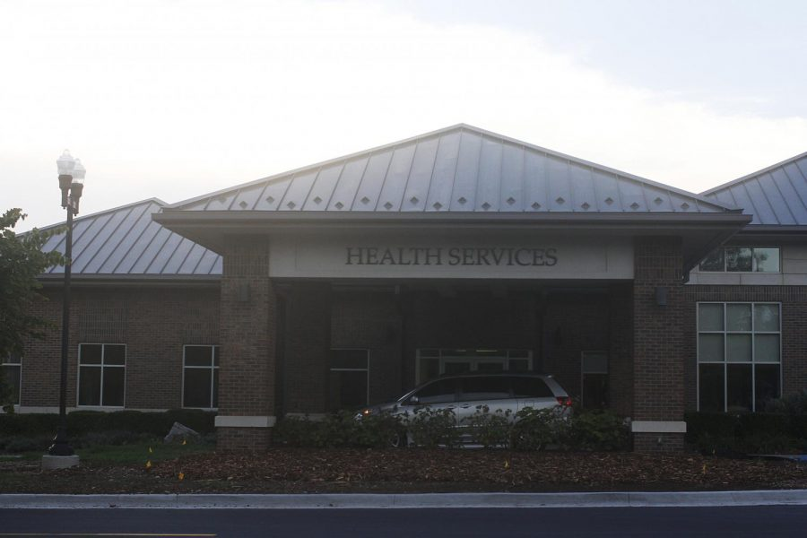 Due to recent budget cuts at WKU, Health Services at WKU has been privatized and is now managed by the Graves-Gilbert Clinic.Jake Pope/HERALD