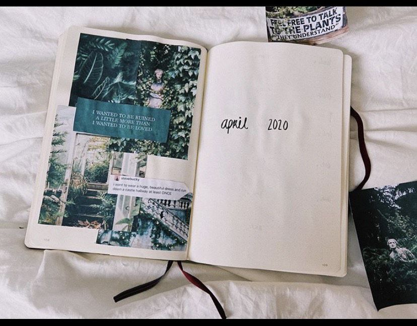 WKU senior Rachel Quaid showcases her bullet journals on her Youtube Channel, Stories in May.