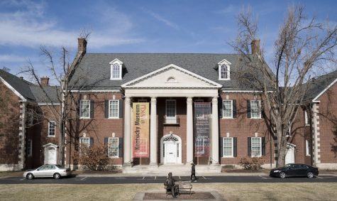 """The Kentucky Museum opened back to the public in February, and the staff has been working on several new exhibits to interest visitors, Brent Bjorkman, director of the Kentucky Museum said. """"We"""