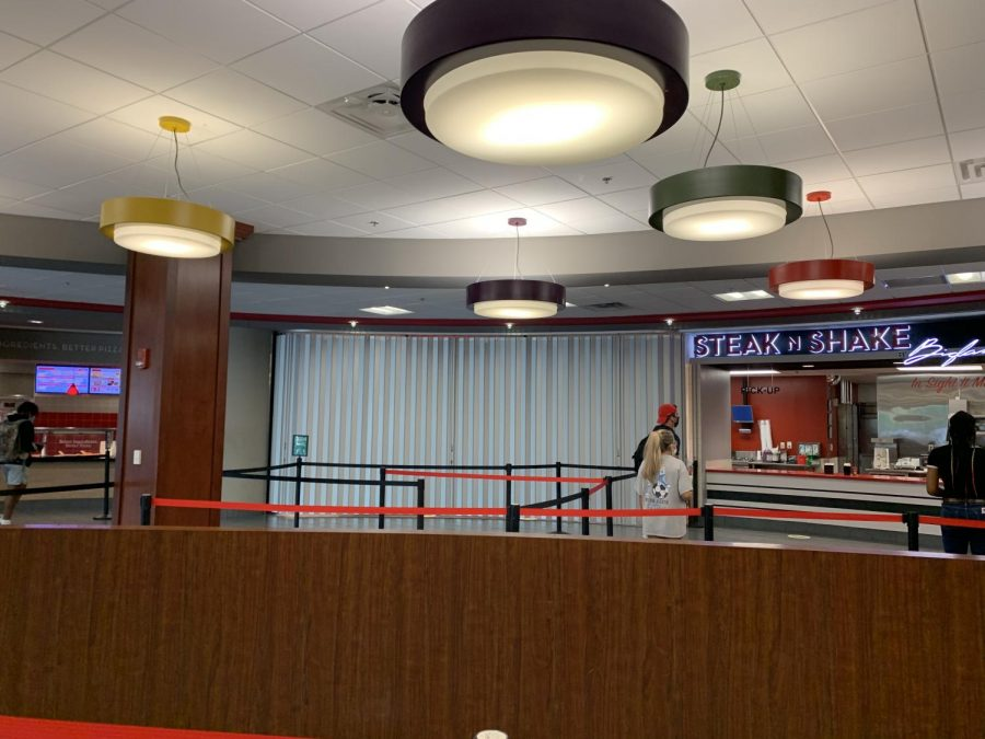 The WKU Restaurant Group announced on Sept. 2 that the Chick Fil A on campus would be temporarily closed.