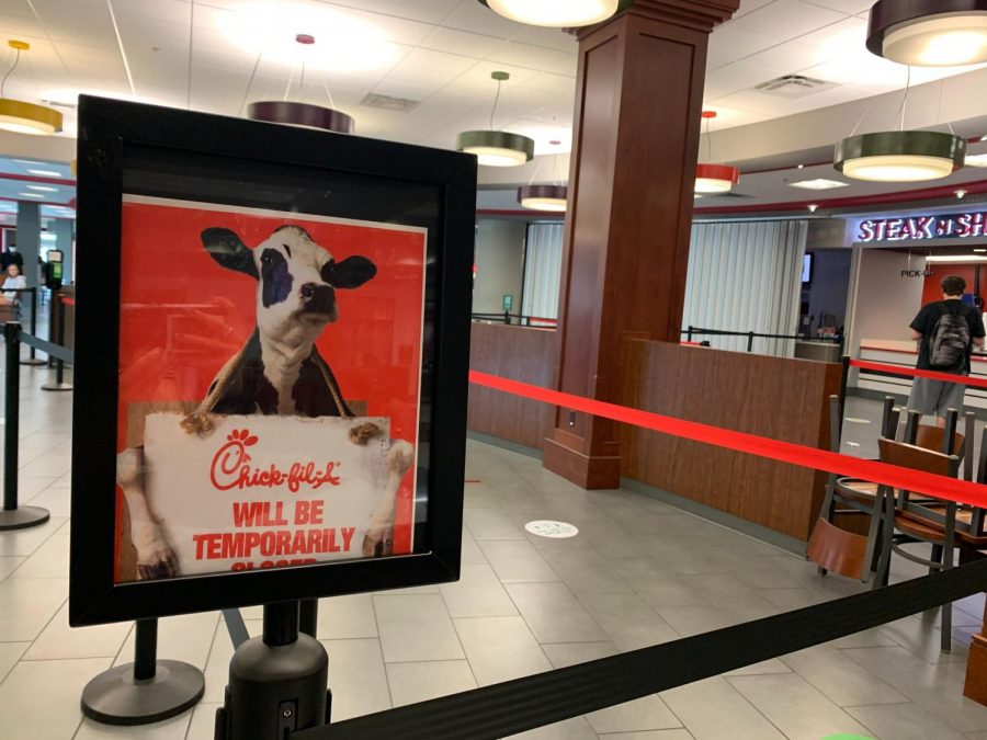 Chick-fil-A+delays+reopening