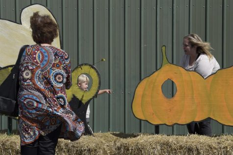 Just Piddlin' Farm and Pumpkin Patch, located near Auburn, Ky., has opened for the fall season. The farm provides pumpkin picking and hayrides, along with a playground for children.