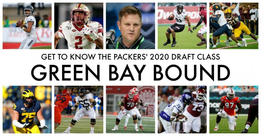 Green Bay bound: Get to know all 9 players picked by Packers in 2020 NFL draft