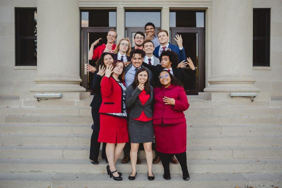 The WKU Debate Team during their 2019 season.