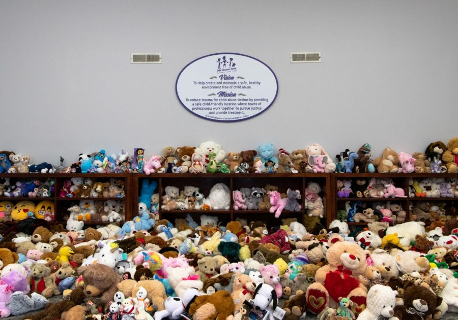 The+teddy+bear+room+is+filled+with+all+sorts+of+toys+and+is+where+some+meetings+at+the+Child+Advocacy+Center+are+held.