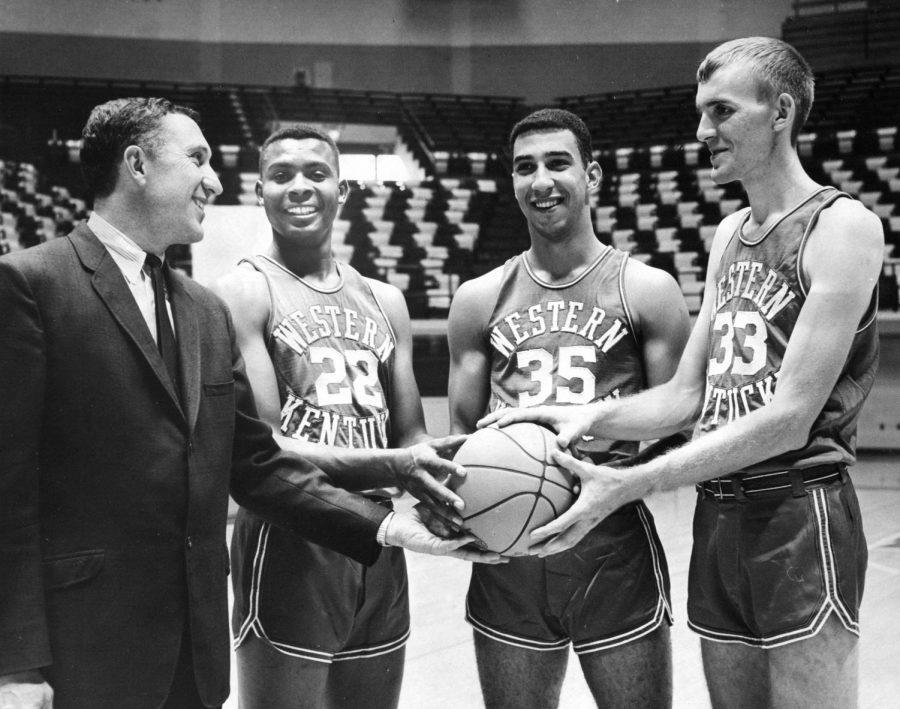 Image of former WKU Basketball Head Coach John Oldham. Oldham died on Monday, Nov. 23, 2020. Provided by WKU Athletics.